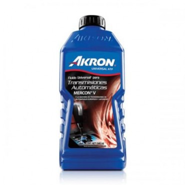 ACEITE DE TRANSMISION AUTOMATICA AKRON ATF DEXRON III/MERCON