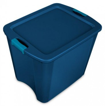 CAJA LATCH AND CARRY 26 GAL / 98 L, CAJA DE PLASTICO STERILITE