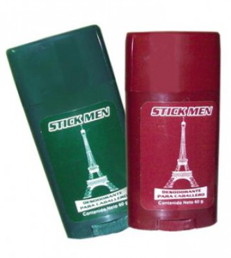 Desodorantes, antitranspirantes sin aluminio