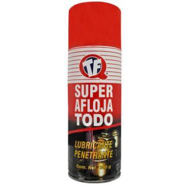Súper Aflojatodo 300 g, rápida para aflojar la oxidación, grasa y mugre