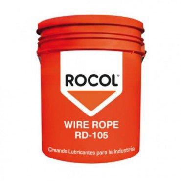 WIRE ROPE RD-105 cubeta. Grasa lubricante para Cables de Acero.