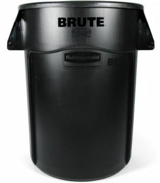 Bote de basura de Brute 166 L, Contenedor BRUTE con canales de ventilación
