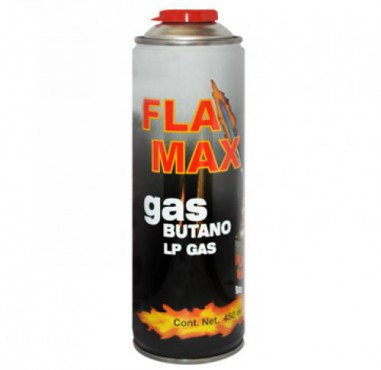 Gas Butano Flamax