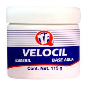 Velocil Base Agua, Grasa esmeril con poderosa fuerza e abrasión