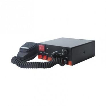 Sirena electrónica de 100 W de potenciaV