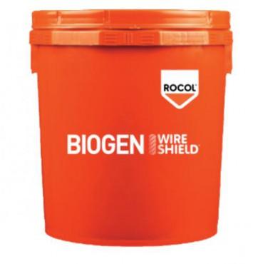 Biogen Wire shield. Grasas y lubricantes para la industria