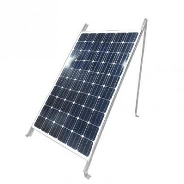 Montaje de Piso para Celda Solar: WK-8512, WK-12512, WK-15012, PRO-145, PRO-19524, PRO-95.