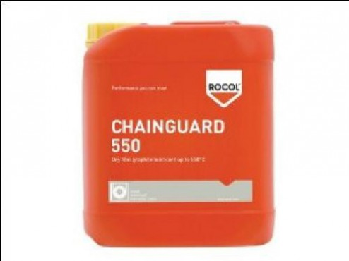 Chain Guard.Lubricante para Cadenas y Bandas Transportadoras.