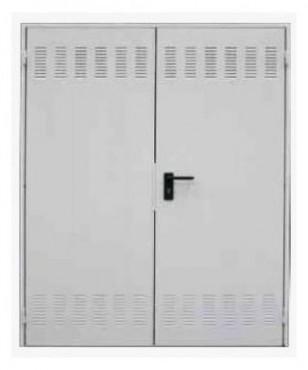 Puerta multiusos 800MM X 2100MM con ventilación.
