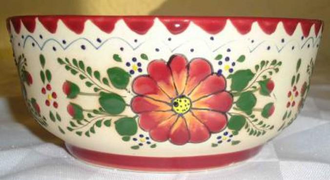 Sopero Analia elaborado en cerámica de alta temperatura.