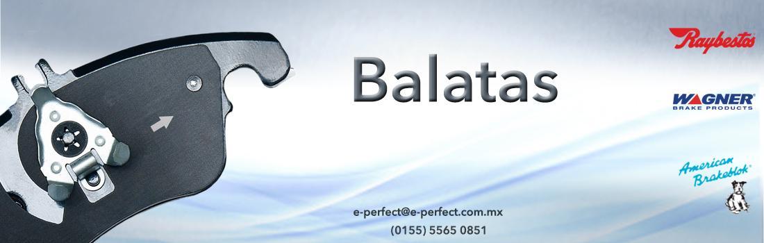 Balatas