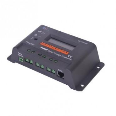 Controlador Solar de Carga y descarga con Display