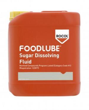 Foodlube Sugar Dissolving Fluid. Lubricante de Cadenas Transportadoras.