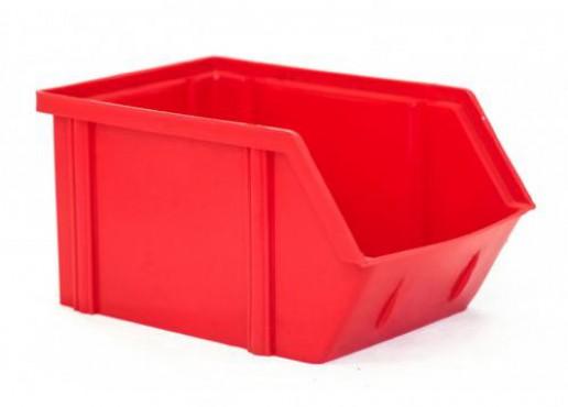 Gaveta De Plástico  No. 8, Capacidad: 11 kg.