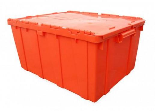Caja de Bisagras 60-50 con Tapa, Capacidad: 35 kg.