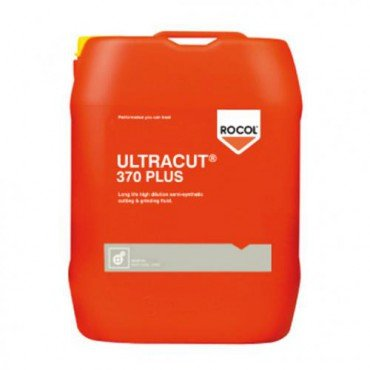 Ultracut 370 garrafa. Fluido de Corte y Abrasivo Semisintetico Multiusos.