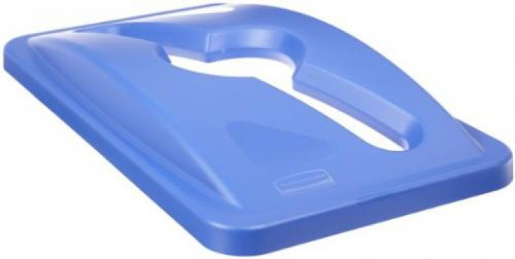 Tapa oscilante Slim Jim® para contenedor Slim Jim® una sola via