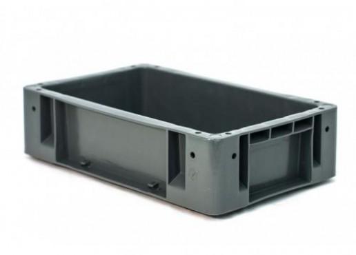 Caja Plástica  Industrial No.1, Con Capacidad: 15 kg.