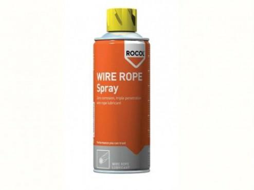 WIRE ROPE RD-105 SPRAY. Grasa lubricante para Cables de Acero.
