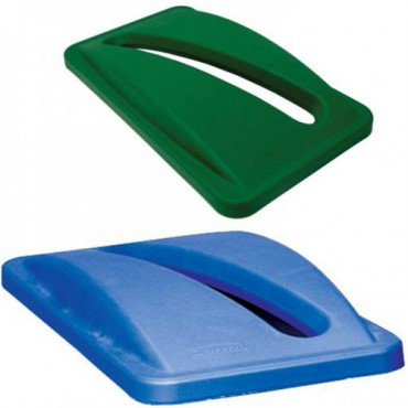 Tapa Slim Jim® para reciclar papel