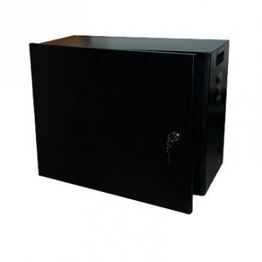 Gabinete Diseñado para el almacenamiento de Batería (Una Batería PL110D12) y Equipo Eléctrico.