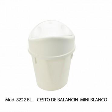 BOTE DE BASURA BALANCIN mini