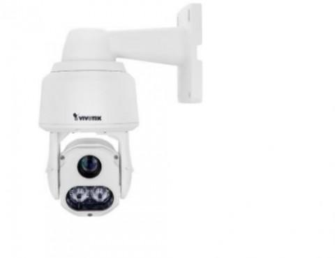cámara domo de alta velocidad profesional, Equipado con 150 iluminadores IR M y
