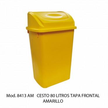 CESTO DE BASURA CON BALANCIN FRONTAL