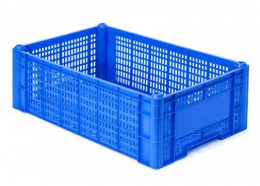 Caja Uvera De Plástico, Capacidad: 10kg