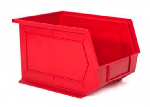 Gaveta De Plástico No. 6, Capacidad: 12 kg.