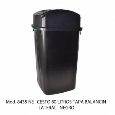 BOTE DE BASURA BALANCIN LATERAL 80 LTS