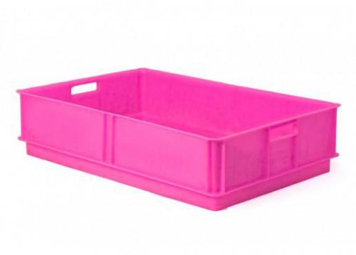Caja para Pollitos sin División Cerrada, Capacidad: 17 kg.