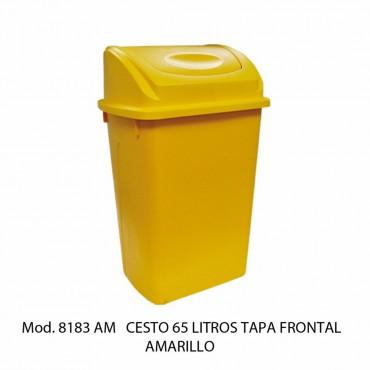 BOTE DE BASURA BALANCIN lateraL 65 LTS