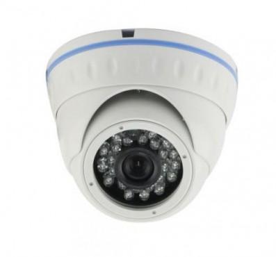 Camara domo HD - CVI con resolución de 720p