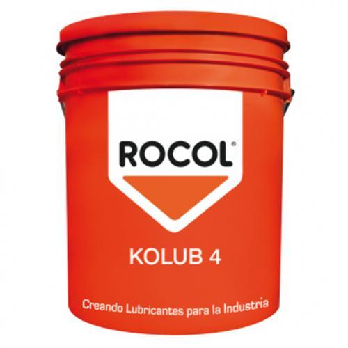 Kolub No. 4 cubeta. Grasa para Rodamientos Alto Desempeño.