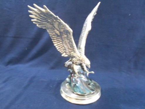 Águila en Ola