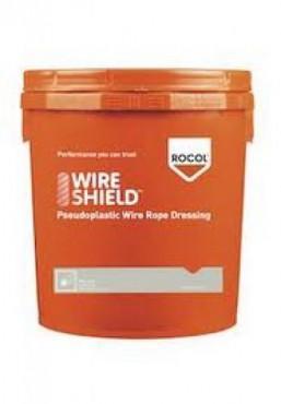 Wire Shield Clear. Alambre Pseudoplástico Cuerda Vestidor