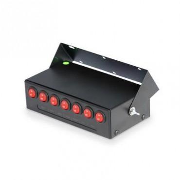 Conjunto de 7 Interruptores (3 A) para Barra de Luces LEGEND e INTEGRITY.