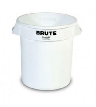 Brute bote Rubbermaid, Contenedor Brute 38 L sin tapa