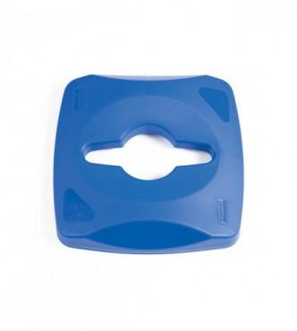 Tapa Untouchable® para reciclaje de una categoria para contenedor FG356900