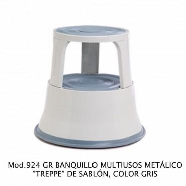 BANCO MULTIUSOS ACERO