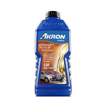 ACEITE DE MOTOR AKRON ACEITE DE MOTOR AKRON FORCE API SM SAE 15W-40