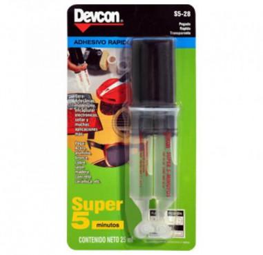 Super Adhesivo 5 Minutos Liquido