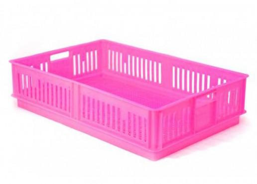 Caja para Pollitos sin División Calada,Capacidad: 17 kg.