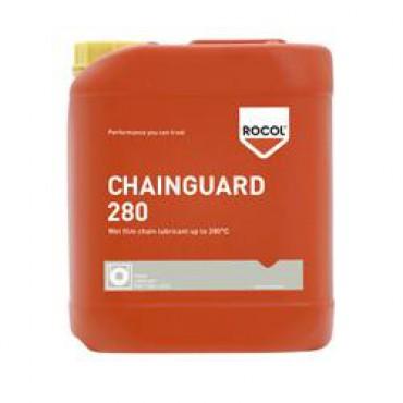 Chain Guard Lubricante para Cadenas y Bandas Transportadoras.