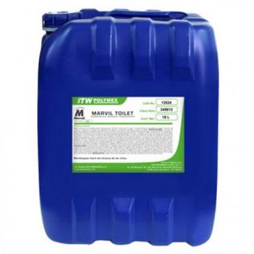Limpiador Sanicida y Desinfectante para Baños Marvin Toilet 20 L