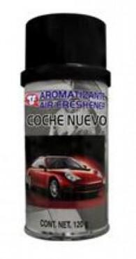 Aromatizantes de auto nuevo, gran frescura de aroma