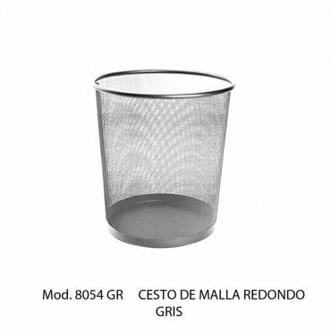 CESTO DE MALLA REDONDO DE 12.5 LITROS