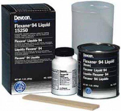 Flexane Liquido. Compuesto reparador de uretano flexible