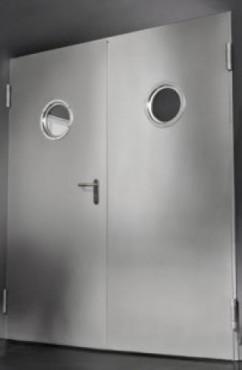 Puerta contra fuego Fm 180 para vano libre